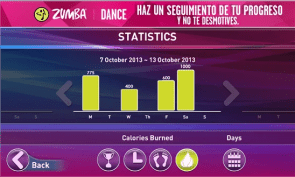 Zumba Dance Windows Phone 4