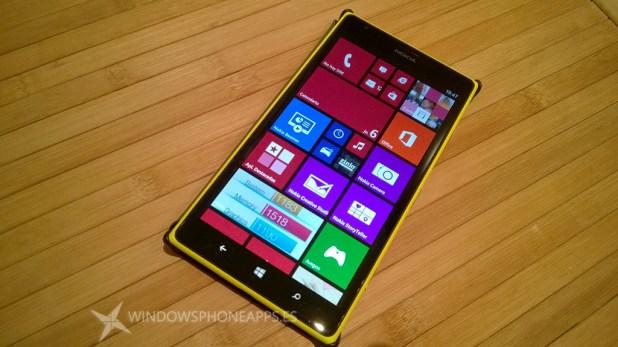 Nokia Lumia 1520 en nuestras manos