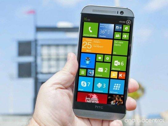 HTC lanzará su versión de HTC One para Windows Phone