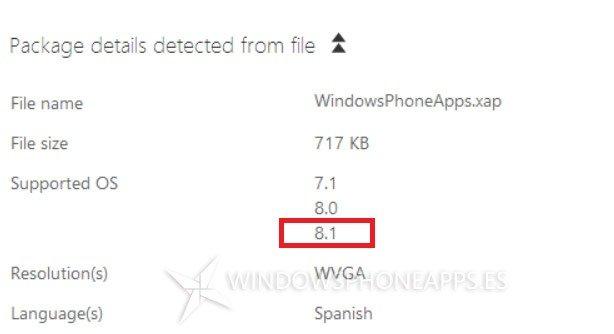 Windows Phone 8.1 -Store
