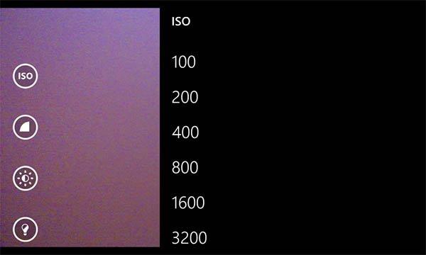 camara windows phone 8.1 ISO