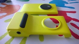 Analizamos el Nokia Camera Grip para Nokia Lumia 1020