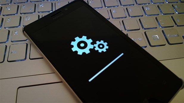 Ruedas instalación Windows Phone 8 1