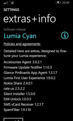 Lumias 625 y 925 reciben la actualización de Cyan