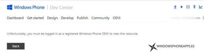 Windows Phone 8.1 GRD 1 - OEM