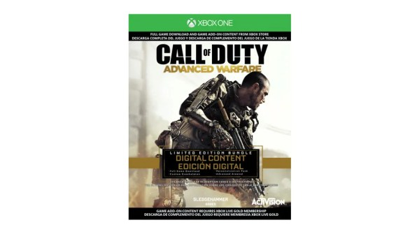 Call of Duty: Advanced Warfare Day Zero Edition