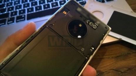 Imágenes del Nokia Lumia 830