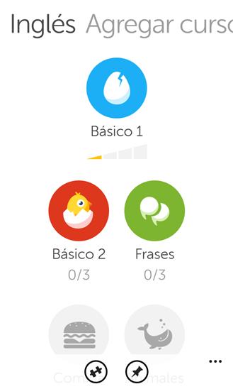 Duolingo windows phone 1