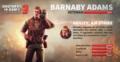Barnaby Adams