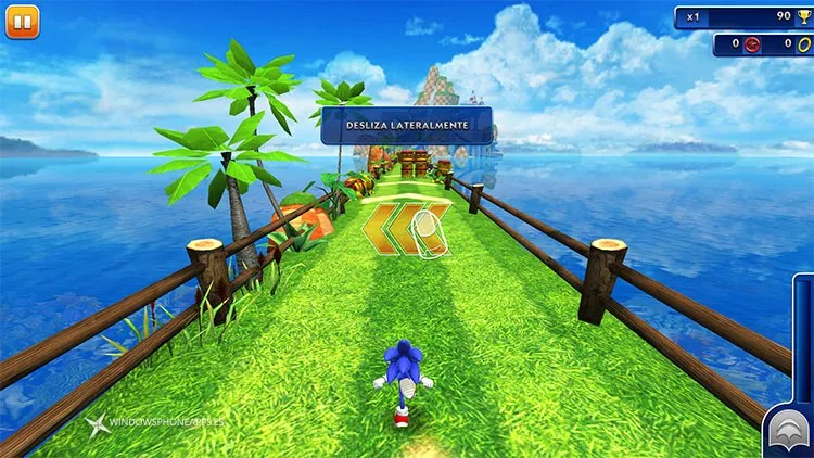 sonic dash windows 8 - 1