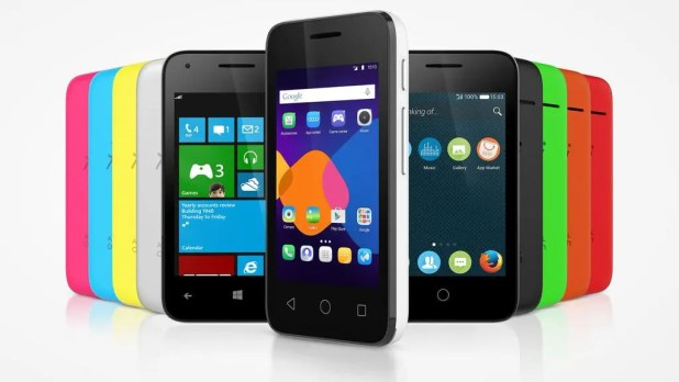 Pixi 3, un smartphone para Windows Phone, Android y Firefox OS