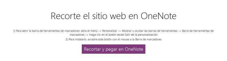 onenote clipper 2
