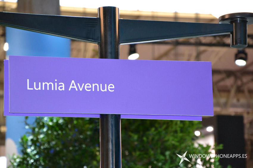 lumia avenue