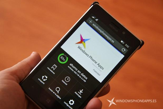 opera mini beta Windows Phone