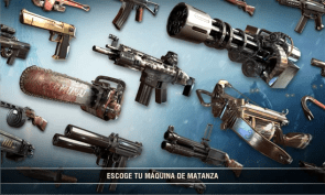 dead trigger 2 - windows Phone 2