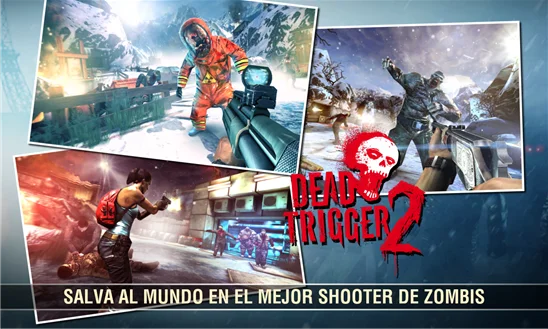 dead trigger 2 - windows Phone