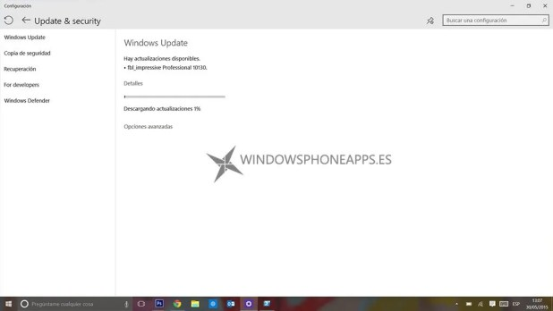 Construye tu propia ISO de Windows 10 Insider Preview