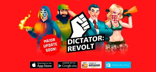 dictator revolt