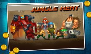 Jungle Heat 1