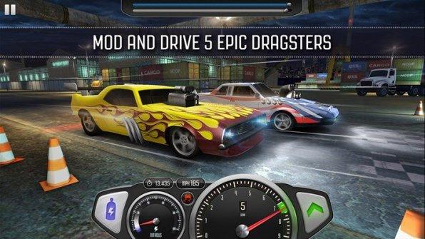 Top Speed Drag & Fast Racing 2