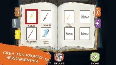 draw a stickman epic 2 - herramientas