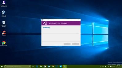 windows Phone Assistant instalar