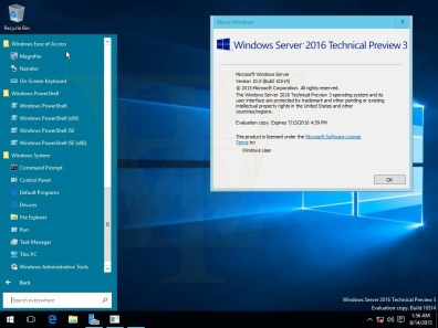 Windows Server 2016 build 10514 4