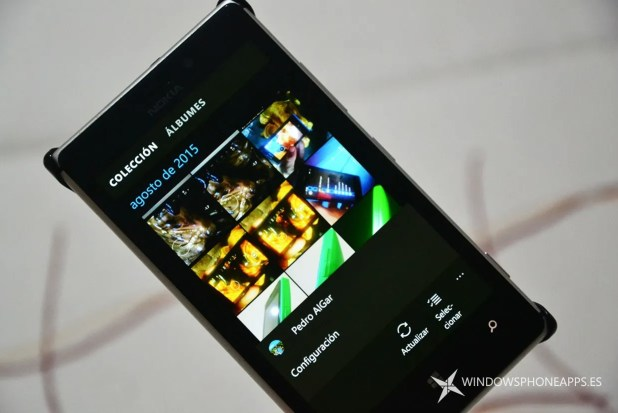 aplicacion fotos Windows 10