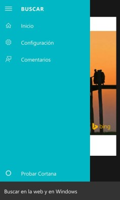 activar Cortana en Windows 10
