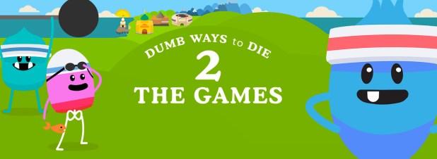 Dumb Ways to Die 2: The Games