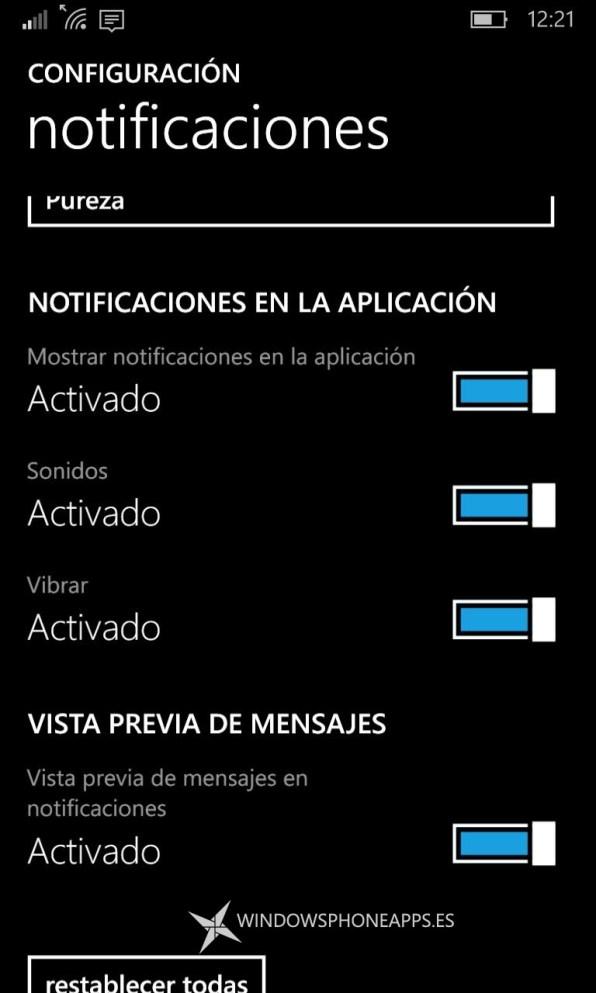 whatsapp notificaciones