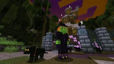 Minecraft Halloween2015 3