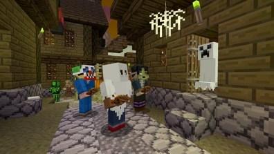 Minecraft Halloween2015