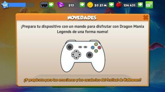 dragon mania legends mando