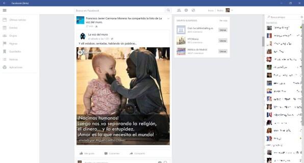 facebook beta windows 10 1