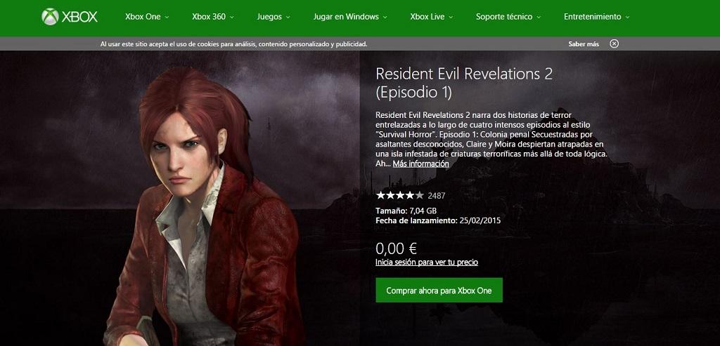 residen evil revelations 2
