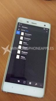 XIaomi Mi4 Windows 10 Mobile (5)