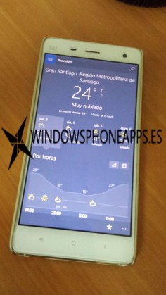 XIaomi Mi4 Windows 10 Mobile (7)