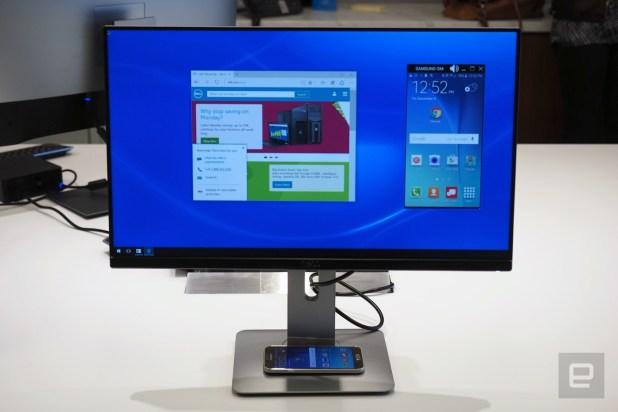 Dell monitor wireless