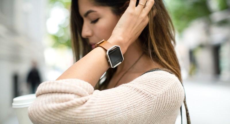 Smart Fitness Watch Fitbit Blaze