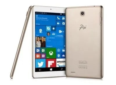 PIXI 3 con Windows 10 Mobile