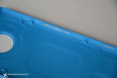 carcarsa azul lumia 950 XL