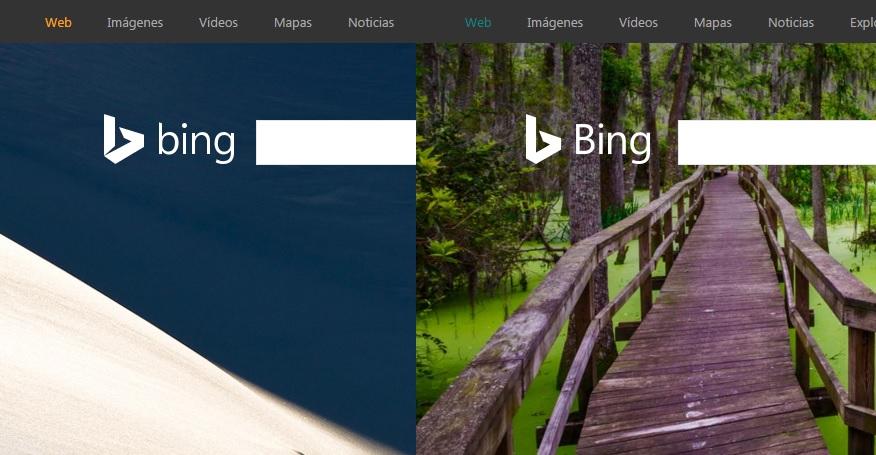antes y despues bing