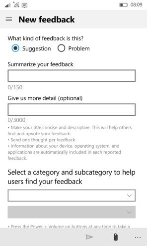 feedback hub 4