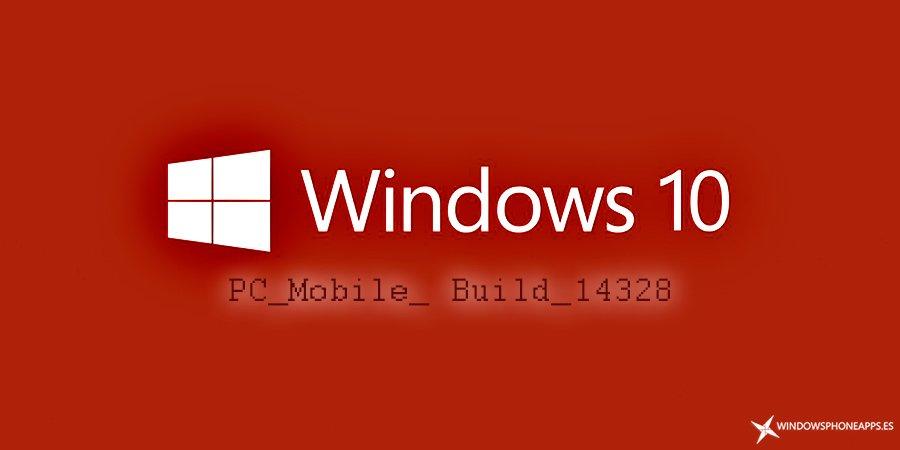 Windows-10-PC-Windows-10-Mobile-Build-14328