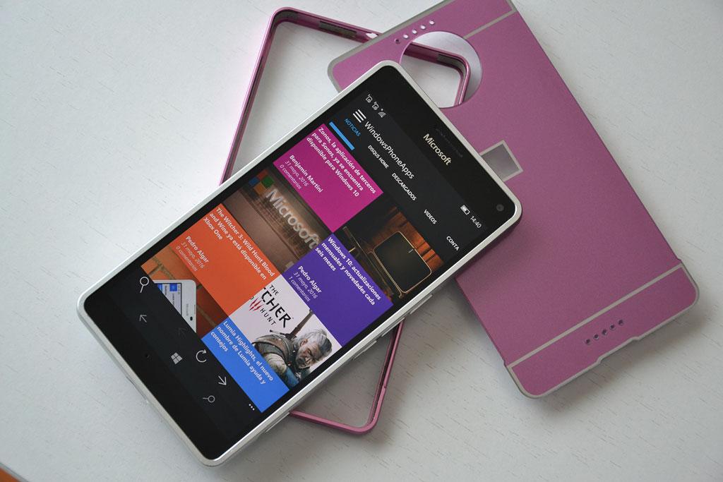 fundas para el Lumia 950 XL
