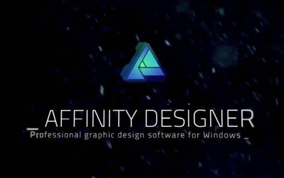 Affinity Designer for Windows
