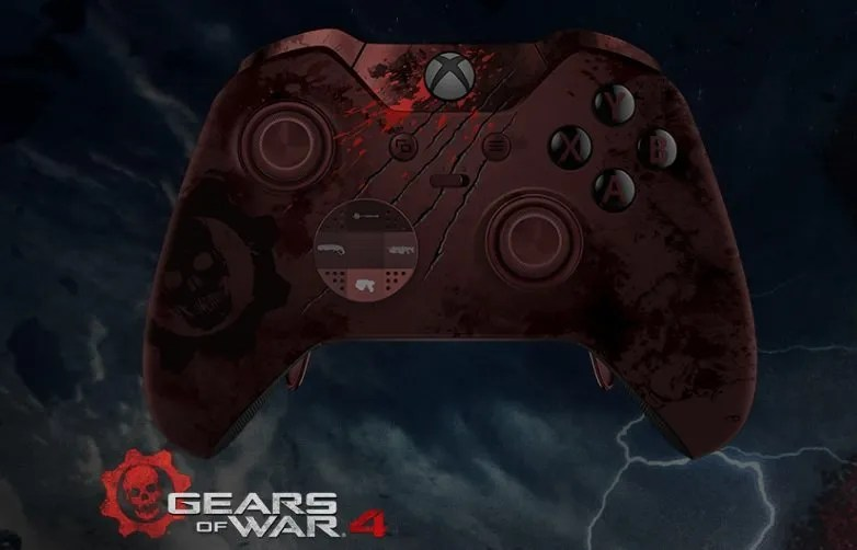 Elite Gears of War 4