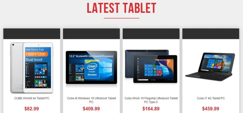 Modelos-mas-recientes-tablets-Cube-en-Gearbest