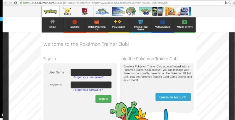 cuenta pokemon gO